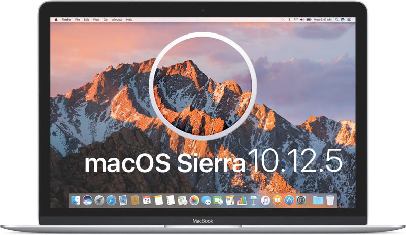 macOS 10.12.5 se ha convertido en disponible para su descarga en la Mac