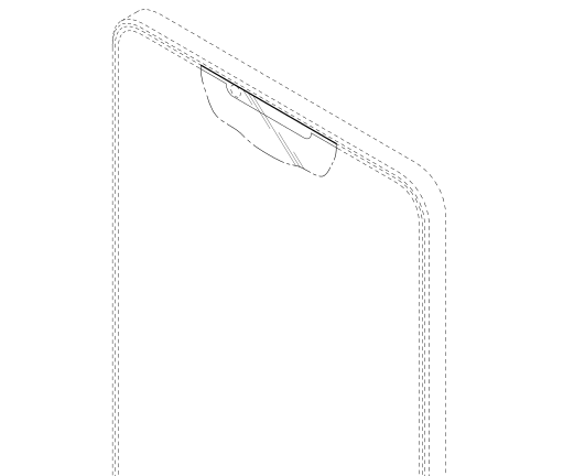 Samsung ha patentado el diseño del iPhone 8