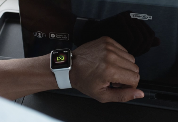 "Apple presentó una solicitud de registro de marcas ""se Conecta con el Apple Watch"