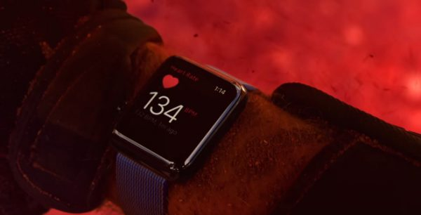 En el Apple Watch aparecen intercambiables paneles traseros