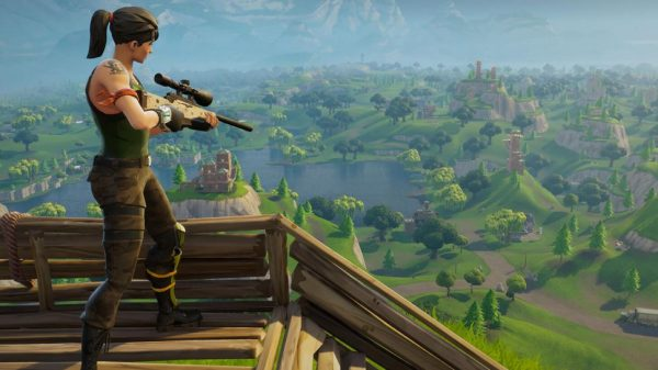 Sony no da jugar en Fortnite, Nintendo Switch
